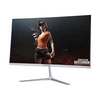 "HUGON 22"" 24 inch LED/LCD Ultra-slim Monitor Game Competition Full HD IPS Flat panel screen Gaming Monitor HDMI VGA input"