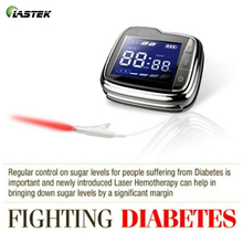 22 lasers Low Level Laser Therapy 650nm Wrist Watch Semiconductor Diabetes High Blood Pressure laser therapy home wrist type laser watch low frequency high blood pressure high blood sugar diabetes red light laser therapy