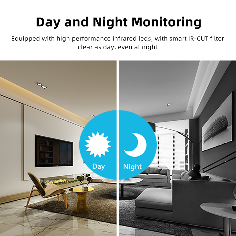 1080P Wireless Mini Camera With Night Vision And Fully Functional Security camera 10