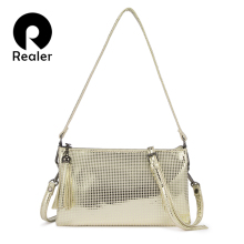 REALER Crossbody bags for women 2019 small shoulder bag fema