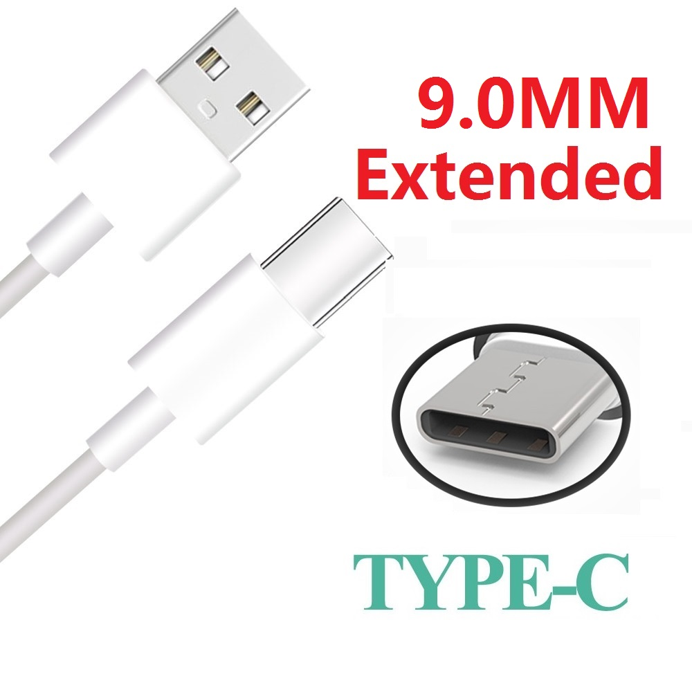 10 mm Long USB Type C Extended Connector <font><b>Charging</b></font> Cable Charger Cabel For <font><b>Blackview</b></font> BV7000/ <font><b>BV8000</b></font>/BV9000/P10000/BV9500 <font><b>Pro</b></font> S6 image