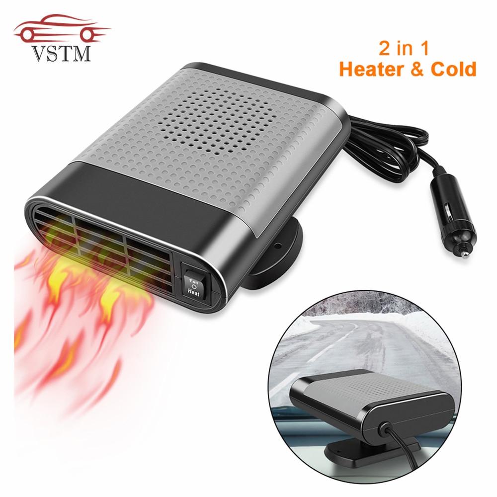12V DC 150W Electric Car Heater Heating Fan Defogger Defroster Demister Portable
