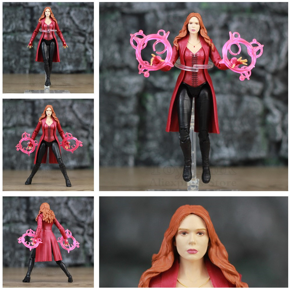 Marvel Scarlet Witch 6