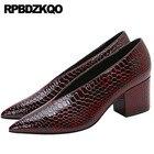 medium heels block s...