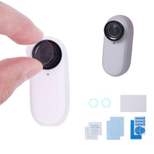 2 Sets Protective Film For Insta360 GO 2 HD Tempered Glass Scratch proof Lens Protector For Insta360 GO 2 Camera Accessories
