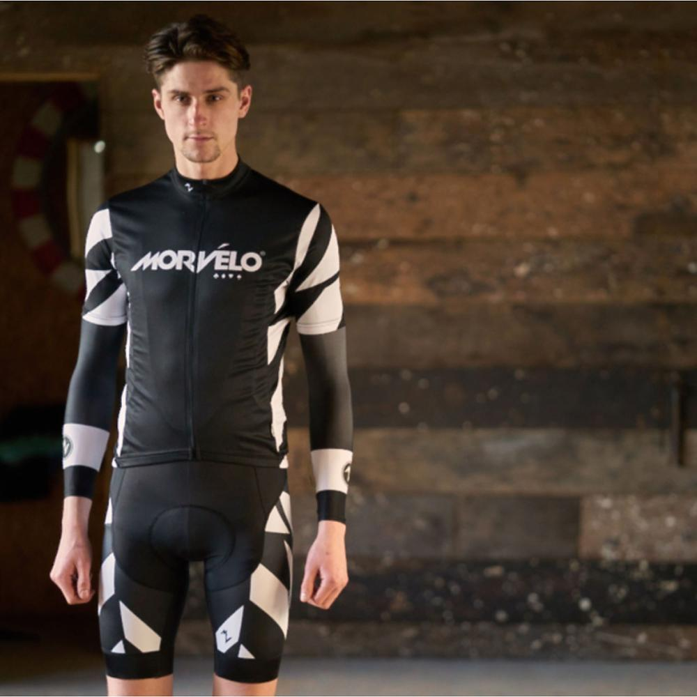 Morvelo Unity Evo Short Sleeve Cycling Jersey Maillot Ciclismo Men's Triathlon Quick Dry Cycling Skinsuit Bike Jersey Clothes