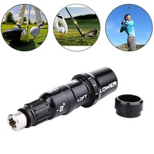 Golf Shaft Tip Adapter Sleeve 0.335 Compatible For Taylormades SIM M6 M5 M4 M3 M2 M1 R15 Driver Fairway Golf Accessorie