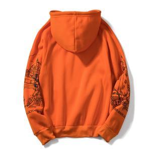 Image 5 - FGKKS Druck männer Hoodies Sweatshirts Herbst Männer Hip Hop Mode Lässig Männlichen Hoodies Sweatshirts EU Größe