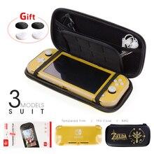 Bolsa de almacenamiento portátil M/L/3 en 1 para Nintendo Switch, Estuche De Viaje EVA dura para Nintendo Switch Lite
