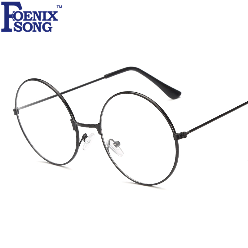 New Prescription Glasses Men Women Reading Glasses Gafas De Lectura Brand New Retro Eyewear Vintage Eyeglasses Black Gold Frame