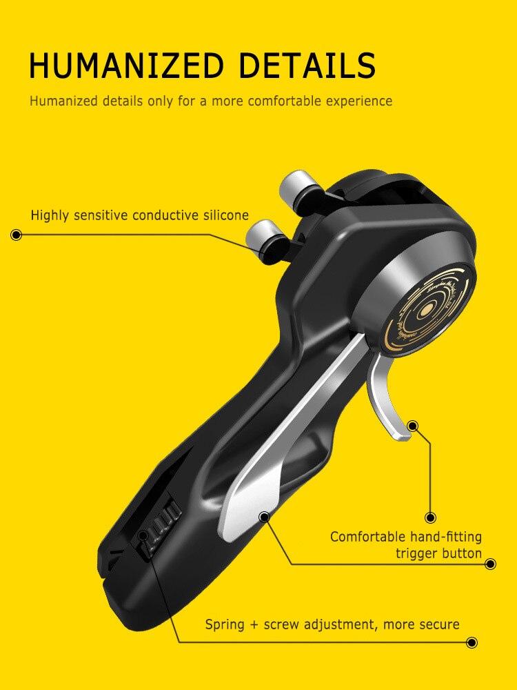 Gamepad ipad ergonomique nzui repair