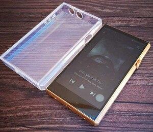 Image 5 - Soft Clear Crystal TPU Skin Case Cover Voor Iriver Astell & kern SP1000 Met Front Screen Protector Gehard Glas