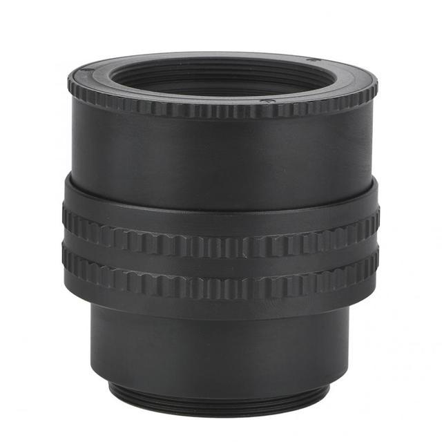 Wysokiej jakości M42 do M42 regulowane ogniskowanie Helicoid adapter obiektywu makro Tube akcesoria 25 55mm