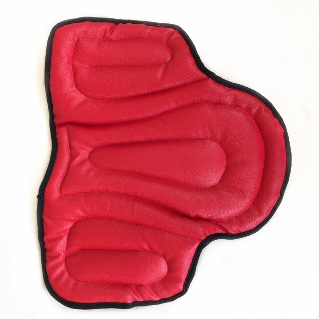 Super Cushy For You & Your Horse! Modified Comprehensive Western Saddle Pad  4