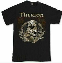 Therion Blitzkrieg Megatherion symphonic metal band tee T-shirt S M L XL 2XL 3XL O-Neck T Shirt Harajuku Tops Tees