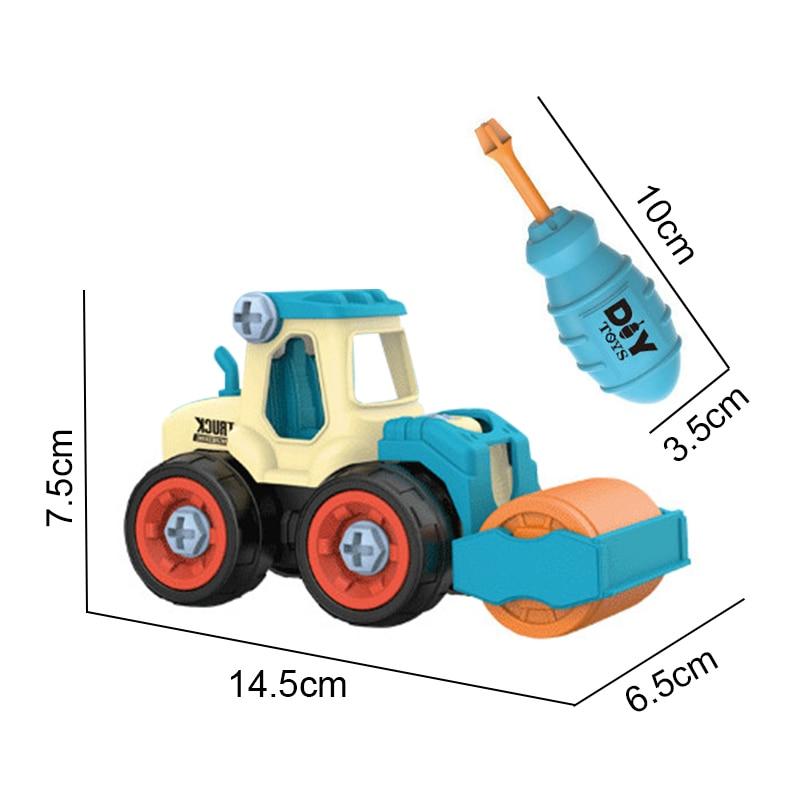 DIY Truck Engineering Toys 12
