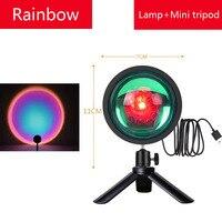 Rainbow Mini tripod