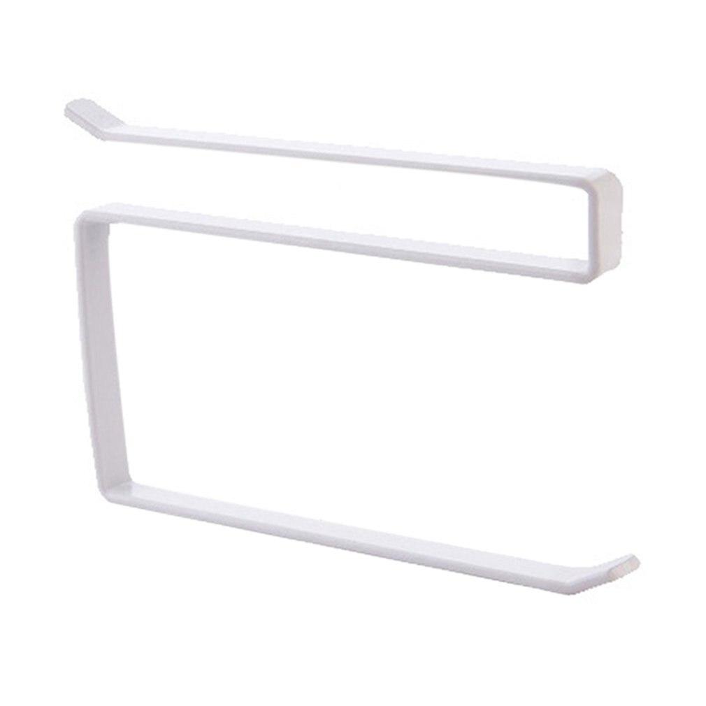 Dropship Kitchen Toilet Paper Holder Tissue Holder Hanging Bathroom Toilet Paper Holder Roll Paper Holder Towel Rack Stand