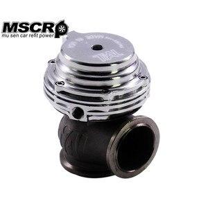 Image 4 - Compuerta de residuos externos MVS, 38mm, acero superior de aluminio, banda en V, colector Turbo de supercarga, 14PSI