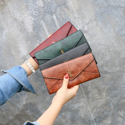 Wallet Women's Long 2020 New Fashion Large Capacity Multifunctional Korean Wallet Women's Clutch Bag womens wallets