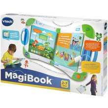 Green MagiBook interactive book
