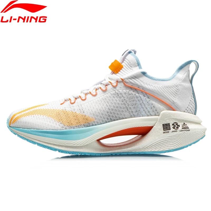 Li-Ning Men SHADOW ESSENTIAL Cushion Running Shoes BOOM JIANG LiNing LIGHT FOAM Sport Shoes COOL SHELL Sneakers ARHR125