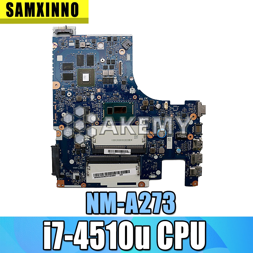 G40 70M For Lenovo G40 70M G40 70 Z40 70 i7 4510u motherboard ACLUA/ACLUB NM A273 Rev1.0 Test free shipping|cable for asus|screen cable|for cable - title=