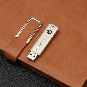 Image 2 - מקורי HP X796W מתכת USB 3.1 במהירות גבוהה USB דיסק און קי 32GB 64GB 128GB 256GB 512GB עט כונן זיכרון Stick עבור מחשב נייד