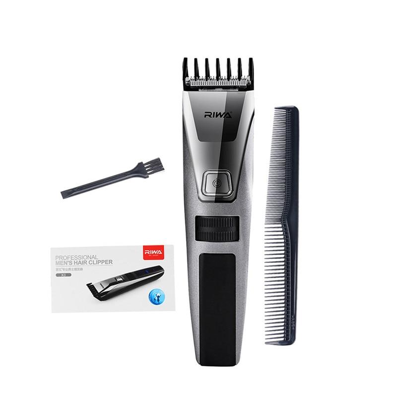 100-240V K3 RIWA Professional Hair Clipper Electric Hair Cutting Machine Hair Clipper Beard Trimmer Haircut Shaving Machine 31