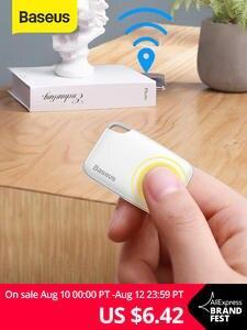 Alarm Tracker Wallet-Finder Bag Gps-Locator Baseus Anti-Lost Child Wireless 2-Types
