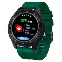 Smart Bracelet Watch Men Women Sport Fitness Tracker Sleep Blood Oxygen Pressure Monitor Smart Wristband USB Charging