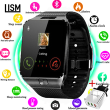 цена на Bluetooth Smart Watch Smartwatch DZ09 Android Smart Phone Call Relogio GSM SIM Slot Camera for Android Samsung Reloj Inteligente