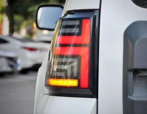 Image 5 - אחורי אורות עבור פאג רו v97 v93 v98 v87 זנב מנורת v95 הפיכת אות מנורת עבור מונטרו אזהרת אורות עמילות אורות led
