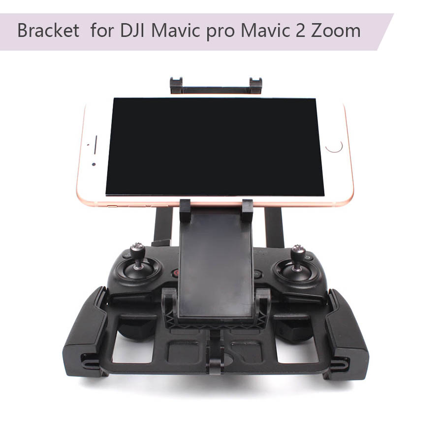 Phone Tablet Bracket Monitor Holder Mount For DJI Mavic Pro Air Mavic 2 Zoom Spark Mavic Mini Accessory For IPad Mini Stent