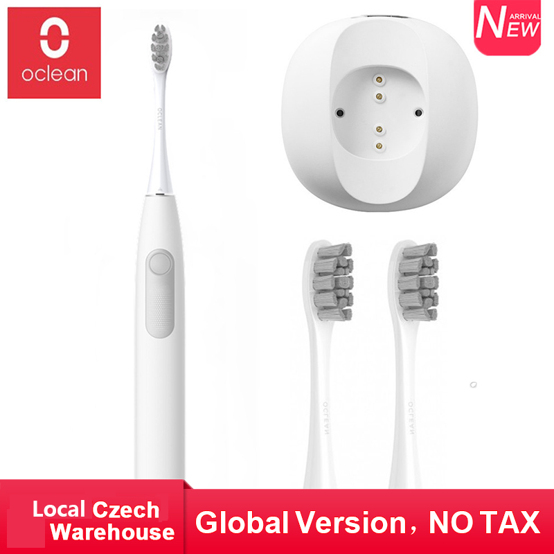 Oclean Z1 Sonic Electric Toothbrush Global Version Adult IPX7 Waterproof Ultrasonic Automatic Fast Charging Tooth Brush