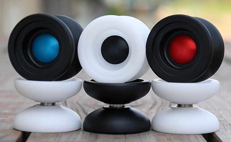 Yoyoformula D1 wenig engel YOYO POM CNC gummi ball schlafen yo-yo können ändern toten schlafen für anfänger