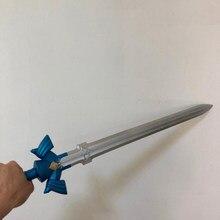 Skysword crepúsculo princesa ligação mestre 80cm espada toda a espuma frete espada