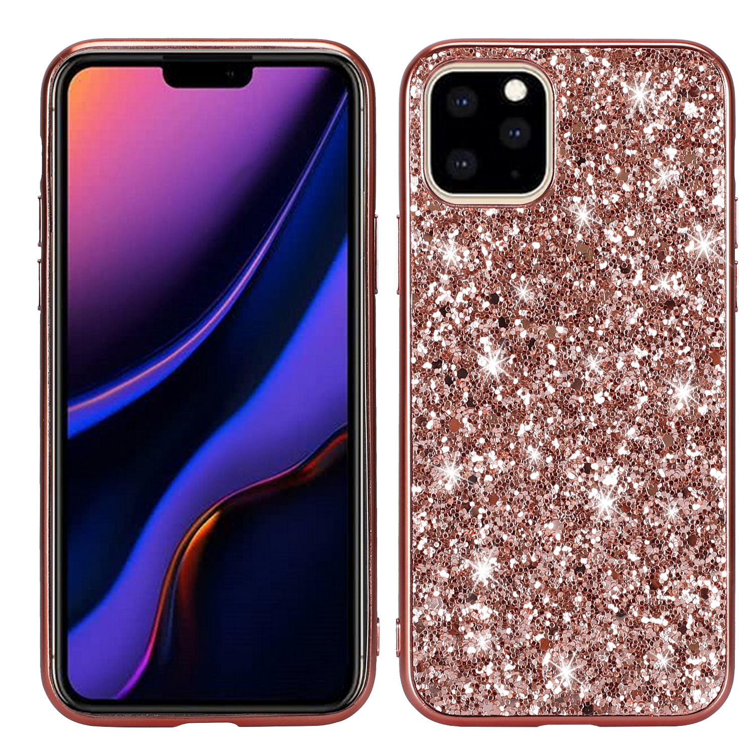 Shiny Glitter Girls Case for iPhone 11/11 Pro/11 Pro Max 10