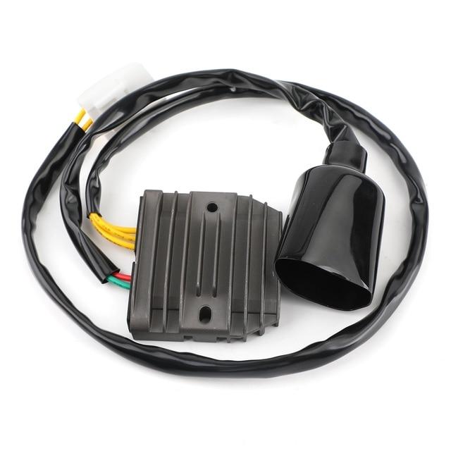 Areyourshop Voltage Regulator Fit for Honda CBR1000RR ABS CBR1000RA 2009-2016 31600-MFL-D01 Motorcycle Accessories Parts
