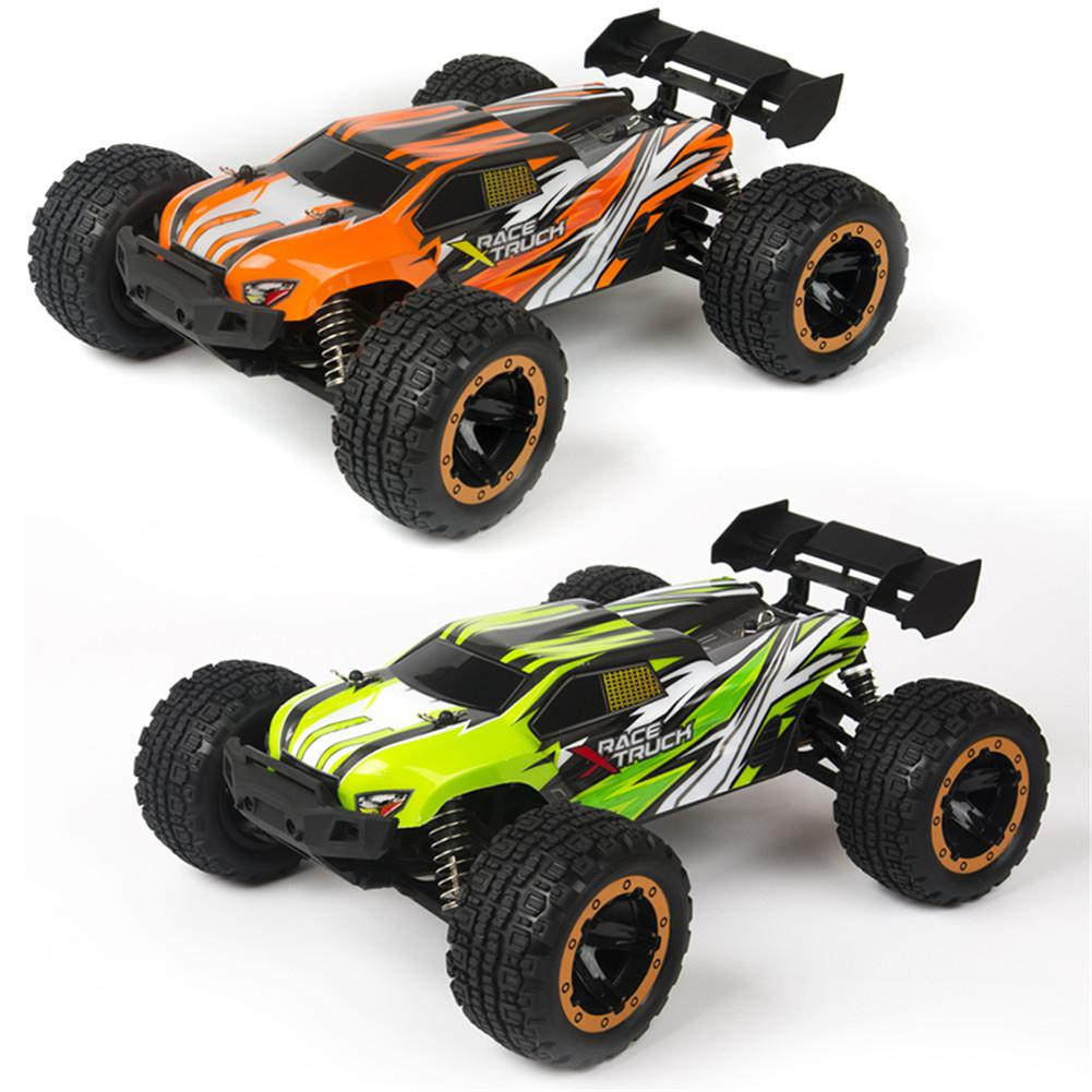 SG1602 2.4G 2CH 1/16 Brushless 45KM/H Proportional Control RC Car High Speed 45km/h Vehicle Models with LED Lights