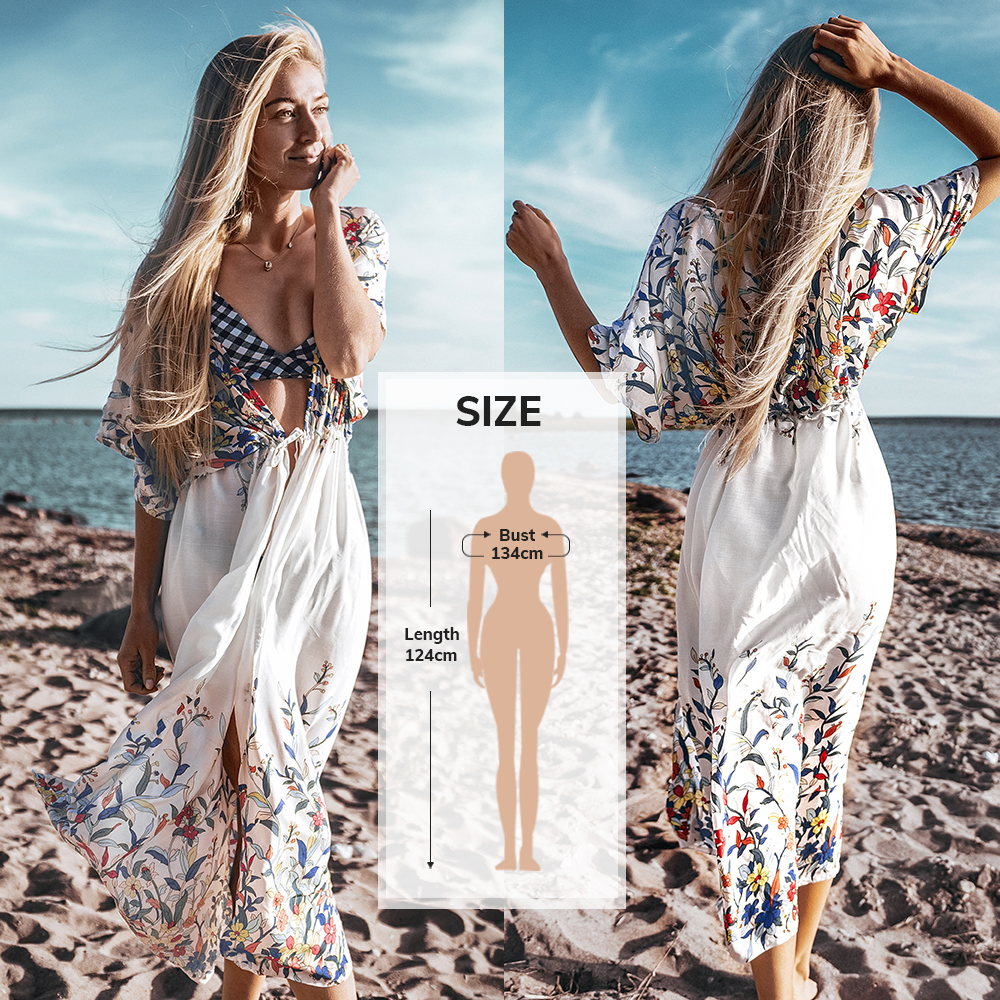 CUPSHE Black Sunflower Crochet Bikini Cover Up Sexy Swimsuit Beach Dress Women 2021 Summer Bathing Suit Beachwear Tunic Shirt 12