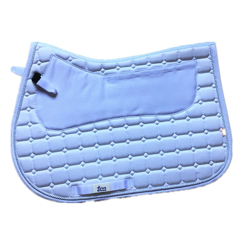 Horse Saddle Pad  Dressage Pad Horse Equipment  Saddle Cushion