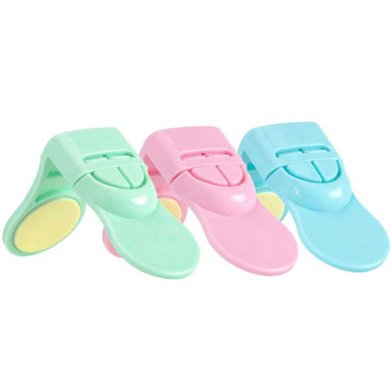 Security Protector Doorstop Drawer Cupboard Lock Toddler Children Safety Cabinet Locks Pink Green Blue Straps Dropshipping