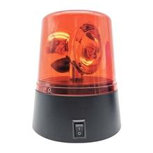 Traffic warning beacon birthday gift revolving light, obstacle signal light warning light
