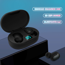 TWS Bluetooth Kopfhörer mit Mikrofon Touch Control Drahtlose Kopfhörer HIFI Mini In ohrhörer Sport Lauf Headset HD Anruf