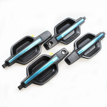 4pcs set outside door handle front rear exterior door handles for hyundai sonata LARBLL Outside Exterior Door Handle Black & Chrome Front Rear Left Right for Mitsubishi Pajero Montero MK3 2000-2006