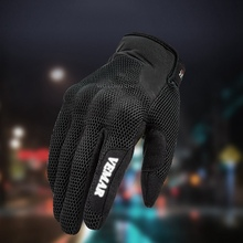 цена на Unisex Full Finger Winter Cycling Gloves Anti-slip Breathable Touch Screen Gloves Motorcycle Bike Riding Protective Sport Gloves