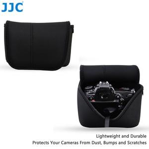 Image 5 - JJC etui na aparat etui torba dla Canon EOS RP R Nikon Z7 Z6 Z50 Sony A7R IV A7R III A7S II Fuji Fujifilm X T3 X T2 X T1 XT3 XT2