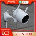 Глобальная версия IMILAB EC3 открытый Камера Ip Камера Wi-Fi Mi умный дом безопасности Камера 2K Ночное видение Cctv Камера Камеры Скрытого видеонаблюд...