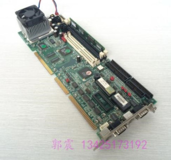 100% high quality test Industrial computer motherboard ROBO-588 sends CPU memory fan 216005880020 R1M1